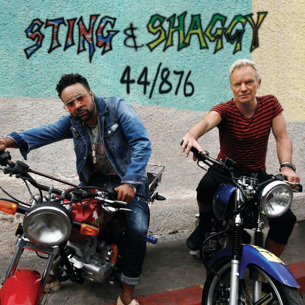 STING & SHAGGY - Just One Lifetime