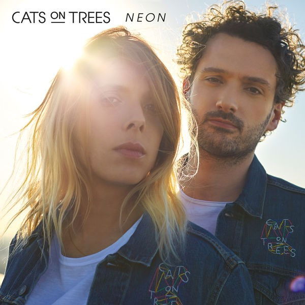 CATS ON TREES - BLACK LIPS