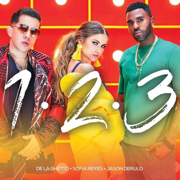 Sofia Reyes feat. Jason Derulo and De La Ghetto - 1, 2, 3