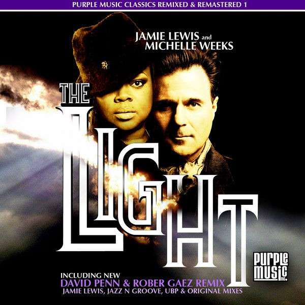 The Light (Jamie Lewis dub mix)