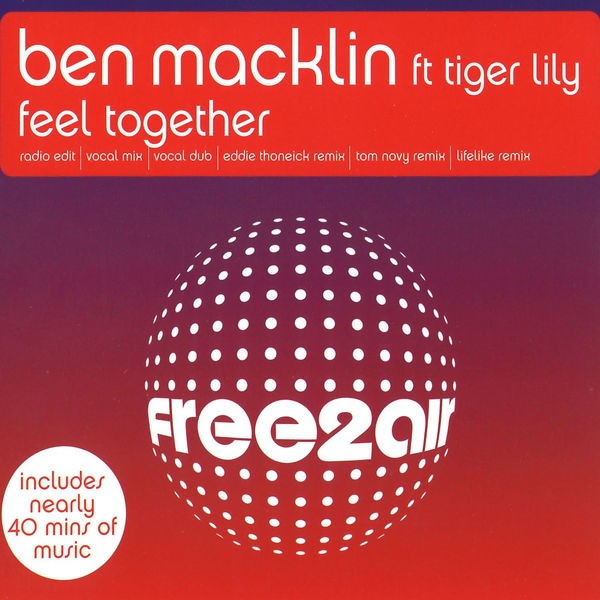 Feel Together (Vocal Dub)