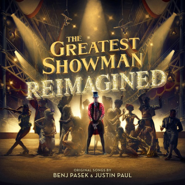 Rewrite The Stars (with James Arthur & Anne-Marie)