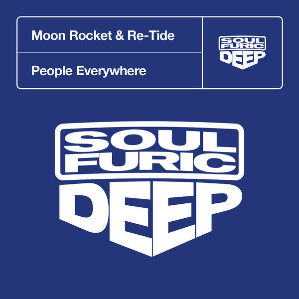 Moon Rocket, Re-Tide - People Everywhere (Extended Mix)
