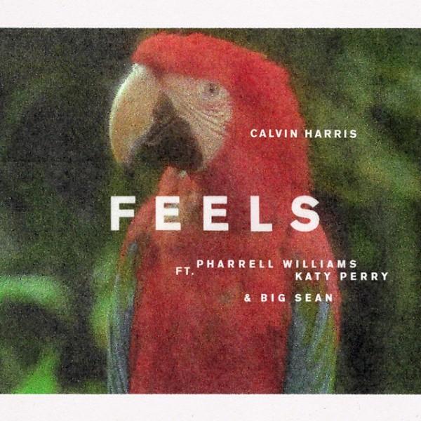 CALVIN HARRIS - Feels (Feat Katy Perry, Pharrell Williams et Big Sean)