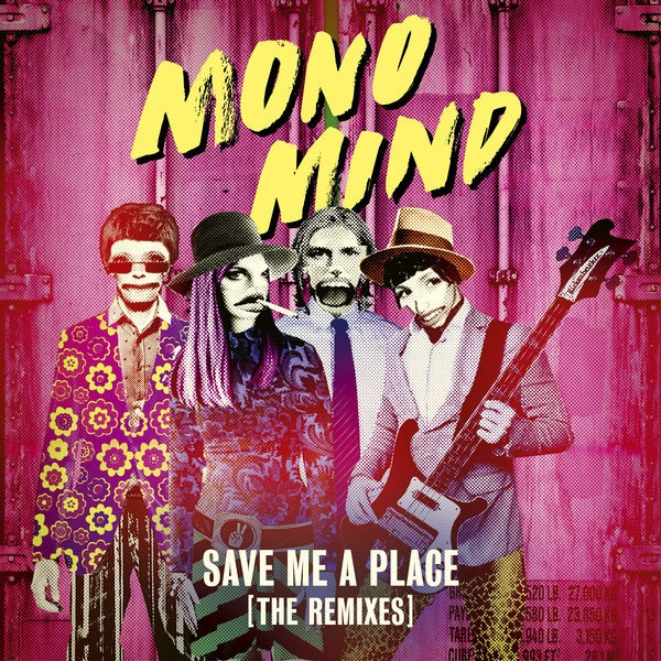 MONO MIND - Save me a place (Hugel remix)
