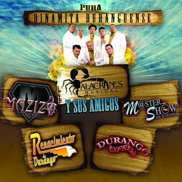 Alacranes Musical - Sin Tu Amor (Version Duranguense)
