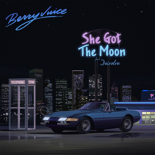 Berry Juice - She Got the Moon