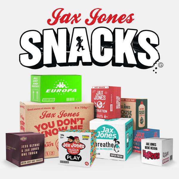 Jax Jones & Bebe Rexha - Harder