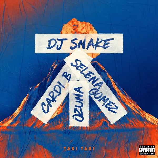 DJ Snake feat. Selena Gomez, Ozuna & Cardi B - Taki Taki