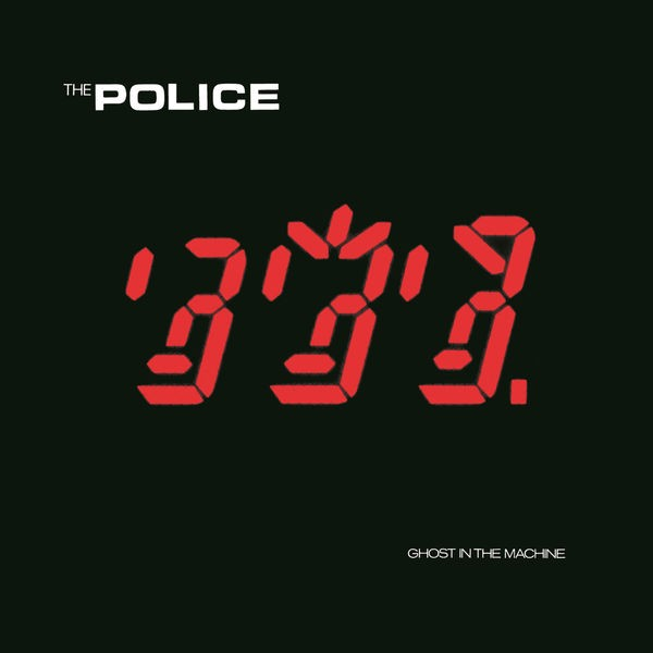 The Police - Darkness