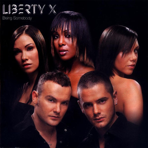 Richard X versus Liberty X - Being Nobody