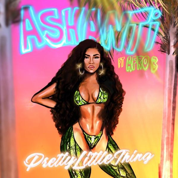 Ashanti - Pretty Little Thing