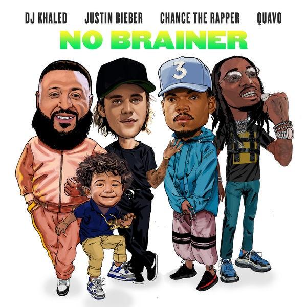DJ Khaled ft Justin Bieber - No Brainer