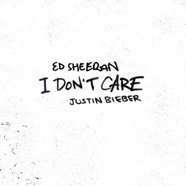 ED SHEERAN - I Don't Care (with Justin Bieber)
