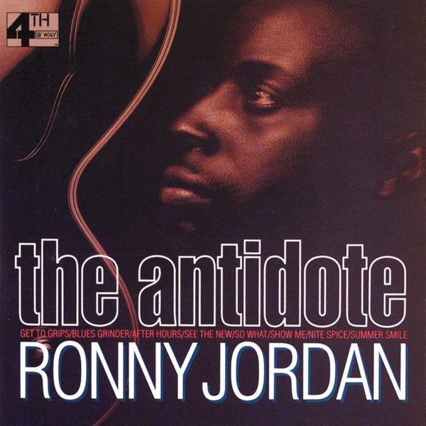 Ronny Jordan - Get To Grips