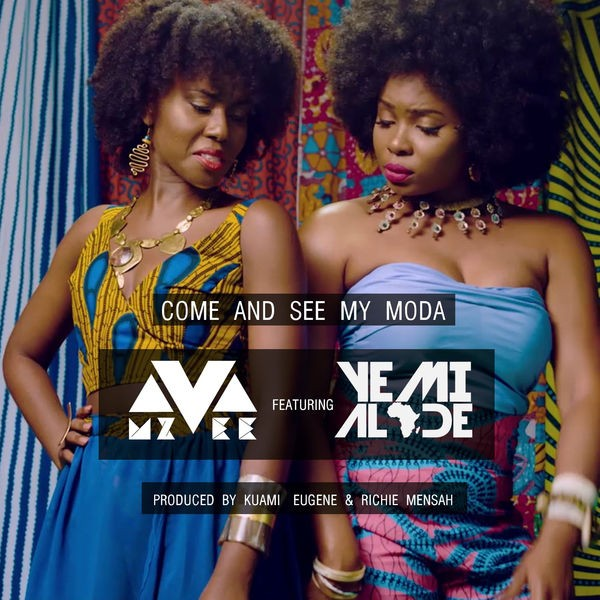 MZVEE FEAT. YEMI ALADE - Come And See My Moda