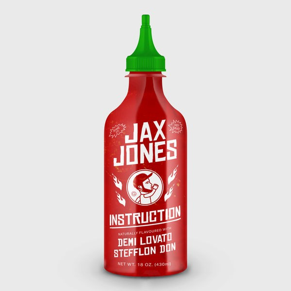 Jax Jones, Demi Lovato, Stefflon Don - Instruction (feat. Demi Lovato & Stefflon Don)