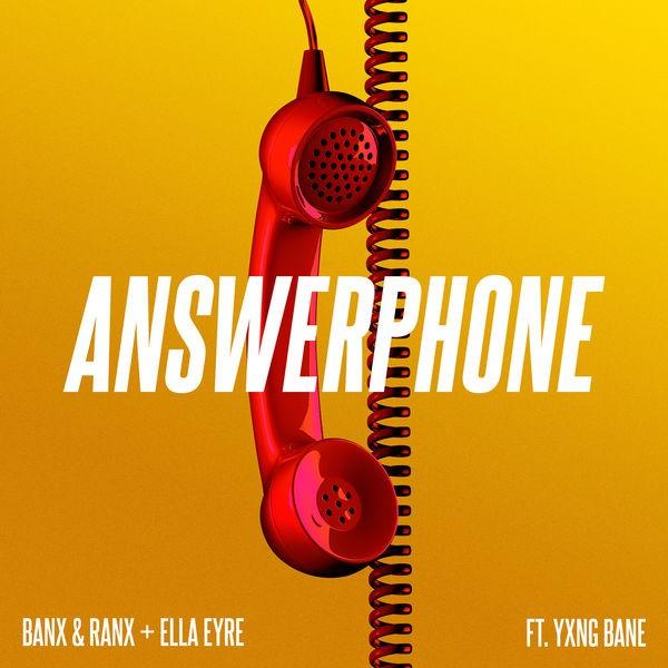 BANX & RANX FEAT ELLA EYRE - ANSWERPHONE