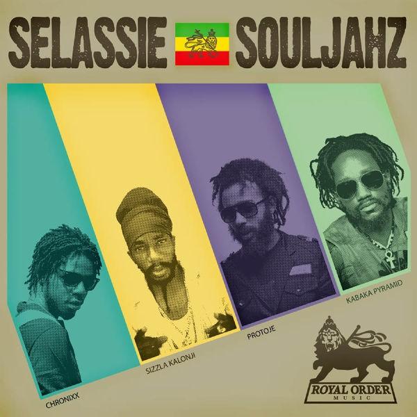 Selassie Souljahz (feat. Sizzla Kalonji, Protoje, Kabaka Pyramid)