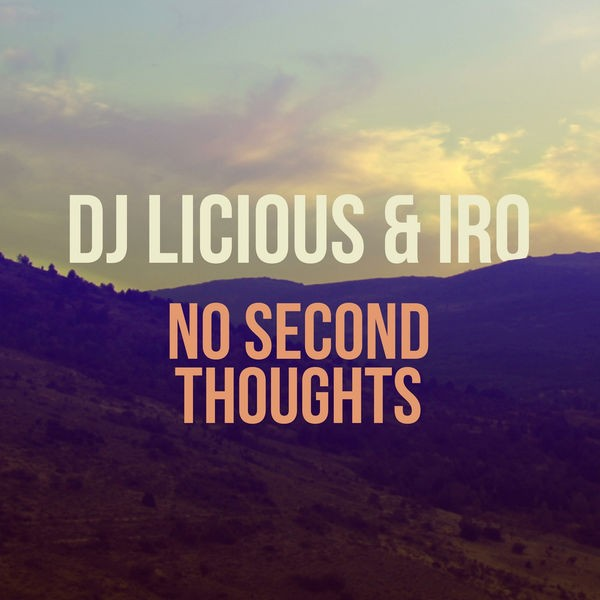 No Second Thoughts - Radio Edit