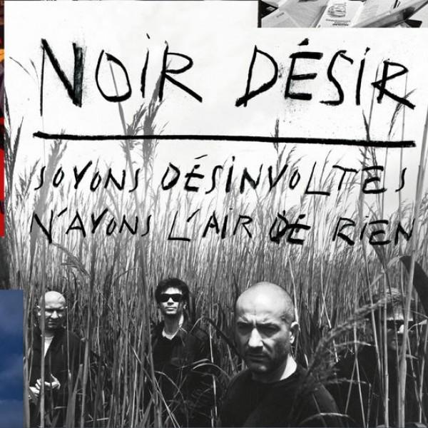 Noir Désir - Ici Paris
