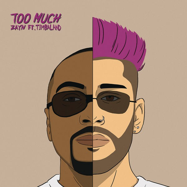 ZAYN feat. Timbaland - Too Much