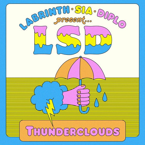 LSD - Thunderclouds