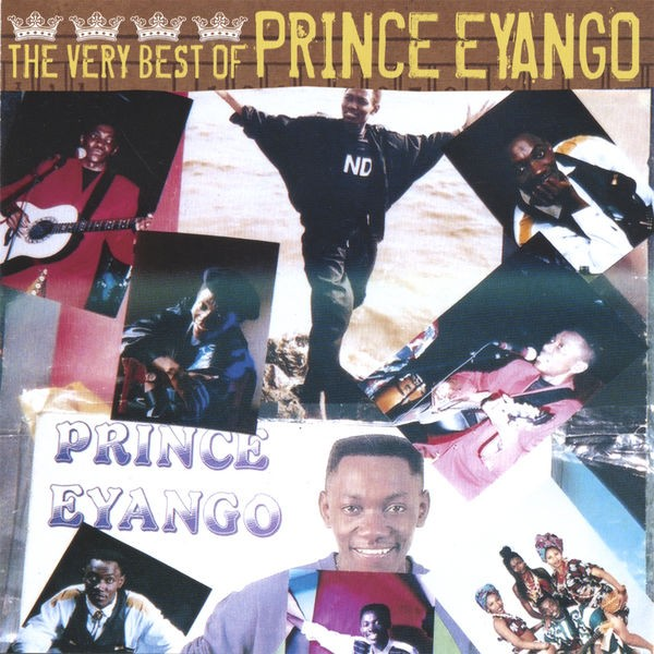 - - Prince Eyango