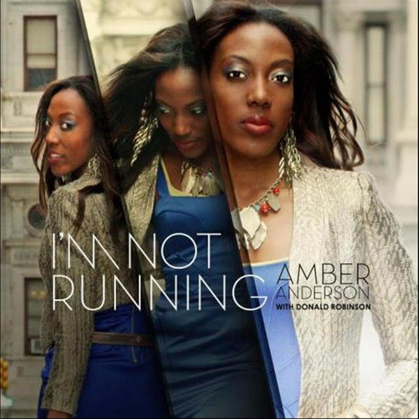 Amber Anderson - I'm Not Runnin
