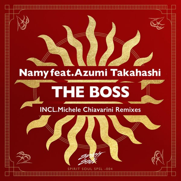 Namy Feat. Azumi Takahashi - The Boss