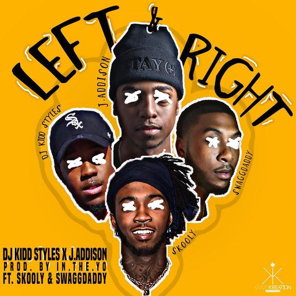 J. Addison - Left x Right