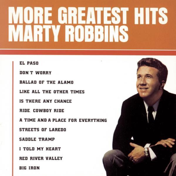 Marty Robbins - Ride Cowboy Ride