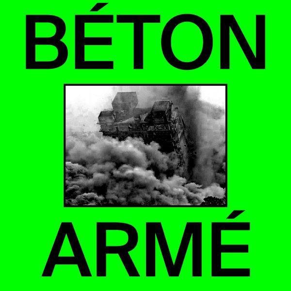 Bagarre - Béton armé