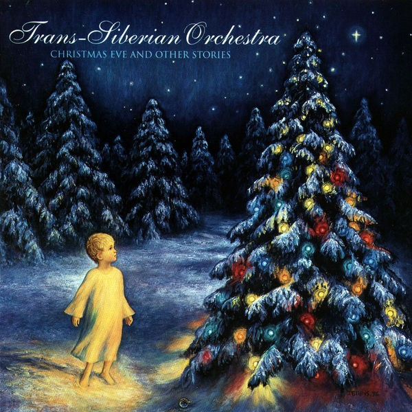 Trans-Siberian Orchestra - Christmas/ Sarajevo 12/24 [Instrumental]