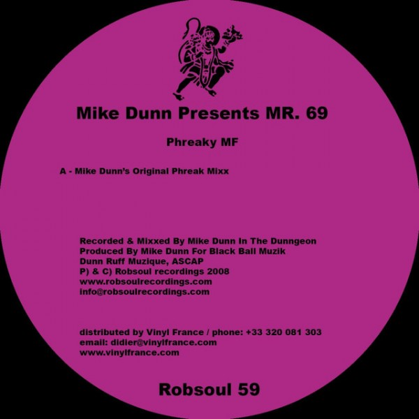 Phreaky MF (Original Phreak Mix)