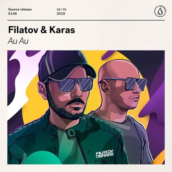 FILATOV & KARAS - AU AU