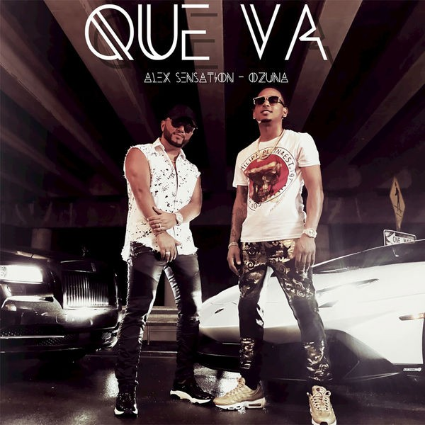 ALEX SENSATION - QUE VA