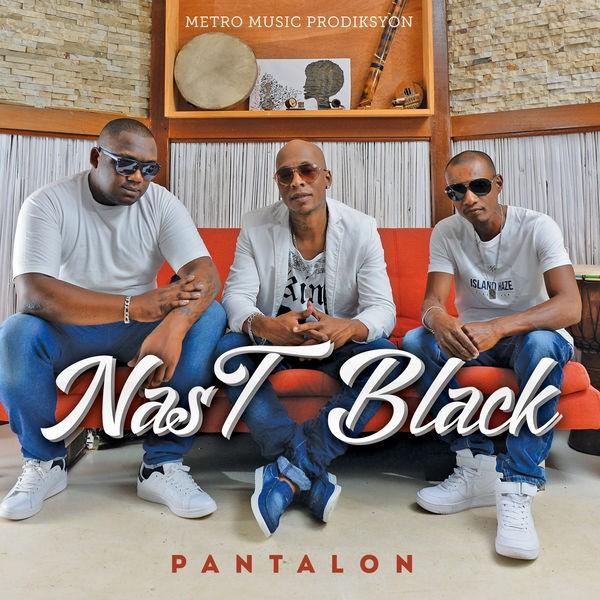 NasT Black - Pantalon Sega