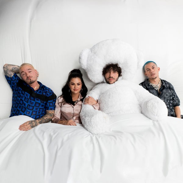 Benny Blanco, Selena Gomez and J. Balvin feat. Tainy - I can't get enough