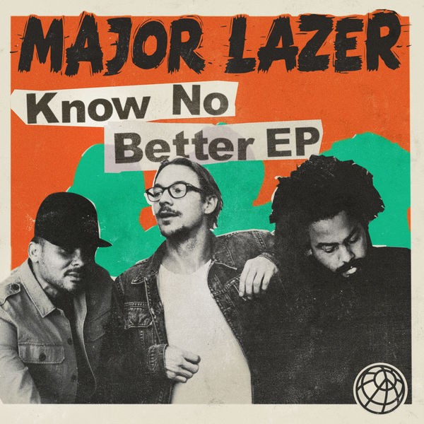 Major Lazer - Sua Cara